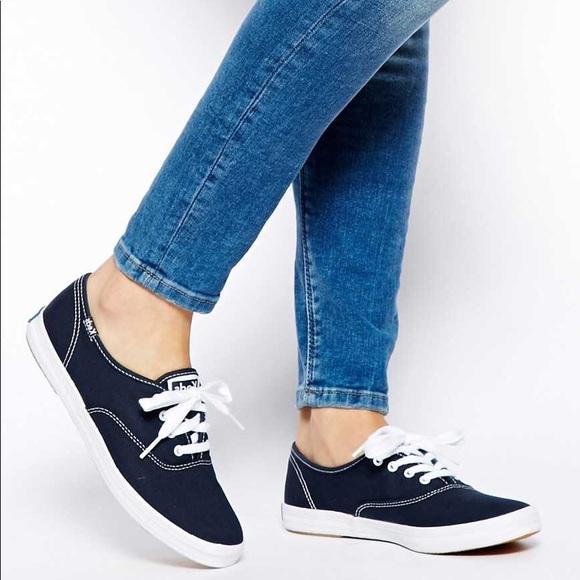 0087e80a90d Keds Shoes - Keds Black and White Champion Originals Size 7.5